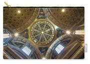 Looking Up In St Peter's Basilica Carry-all Pouch
