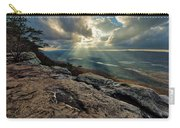 Lookout Mountain Sunset Carry-all Pouch