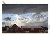 Looming Storm In Sumas Washington Carry-all Pouch
