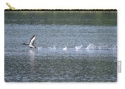 Loon Ascending... Carry-all Pouch