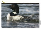 Loon Cries Carry-all Pouch