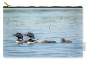 Loon Family Carry-all Pouch