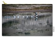 Loon In Greenland Carry-all Pouch