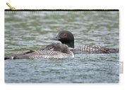 Loon Lullaby Carry-all Pouch