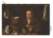 Lopez Caro, Francisco 1598, 1661 Kitchen Boy Ca. 1620 Carry-all Pouch
