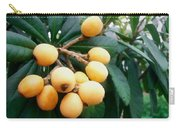 Loquats In The Tree 3 Carry-all Pouch