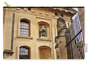 Lord Clarendon's Statue, Clarendon Building, Oxford Carry-all Pouch