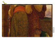 Lord Frederic Leighton - Wedded Carry-all Pouch