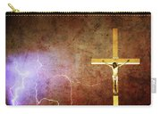 Lord Have Mercy - Crucifixion Of Jesus -2011 Carry-all Pouch