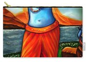Lord Krishna- Hindu Deity Carry-all Pouch