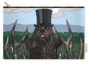 Lord Of The Manor With Hidden Pictures Carry-all Pouch