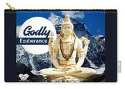 Lord Shiva Carry-all Pouch
