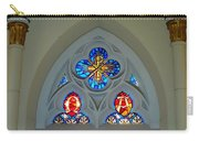 Loretto Chapel Stained Glass Carry-all Pouch