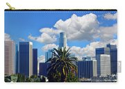 Los Angeles And Palm Trees Carry-all Pouch