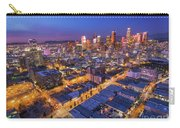 Los Angeles At Dusk Carry-all Pouch