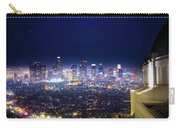 Los Angeles By Night Carry-all Pouch