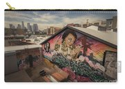 Los Angeles Graffiti Mural Carry-all Pouch