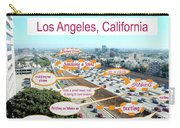 Los Angeles Highway To Heaven Carry-all Pouch