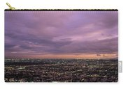 Los Angels Sunset Carry-all Pouch