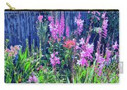 Los Osos Flower Garden Carry-all Pouch