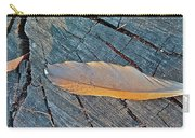 Lost Feather Carry-all Pouch