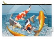 Lost In A Daydream - Fish Out Of Water Carry-all Pouch