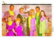 Lost In Space Team - Pa Carry-all Pouch