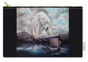 Lost In The World Of Giants Carry-all Pouch