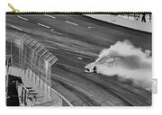 Lost It On The Turn Blkwht Carry-all Pouch
