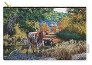 Lost Maples Watering Hole Carry-all Pouch