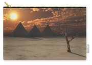 Lost Pyramids Carry-all Pouch
