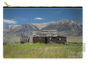 Lost River Range Cabin Carry-all Pouch