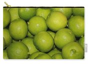 Lots Of Limes Carry-all Pouch