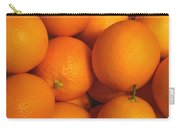 Lots Of Oranges Carry-all Pouch