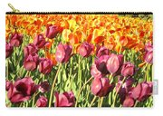 Lots Of Tulips Carry-all Pouch