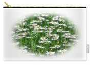 Lotsa Daisies Carry-all Pouch