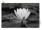 Lotus Blooms Carry-all Pouch