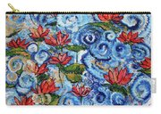 Lotus Cloud Sea 201759 Carry-all Pouch