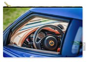 Lotus Evora S Steering Wheel -1858c Carry-all Pouch