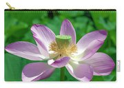 Lotus--fading IIi Dl0081 Carry-all Pouch