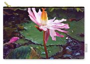 Lotus Fire Carry-all Pouch