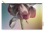 Lotus Flower Rainbow Carry-all Pouch