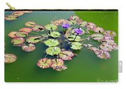 Lotus Flowers #4 Carry-all Pouch