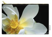 Lotus From Above Carry-all Pouch