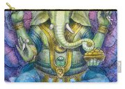 Lotus Ganesha Carry-all Pouch