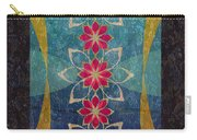 Lotus Garden Carry-all Pouch
