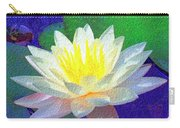 Lotus Grace Carry-all Pouch
