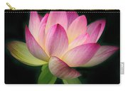 Lotus In The Limelight Carry-all Pouch