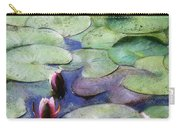 Lotus Lake Carry-all Pouch