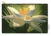 Lotus Light Carry-all Pouch